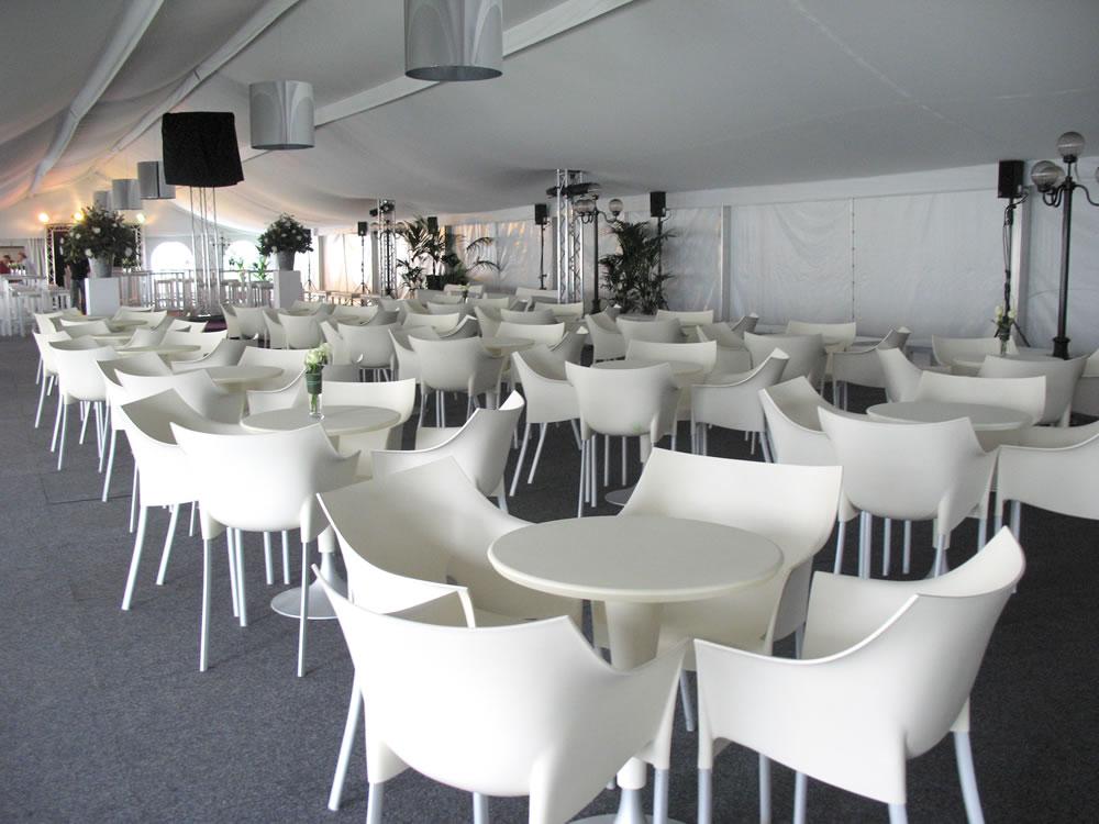 Tafel stoelen verhuur utrecht: party verhuur schaik dranken. gouden